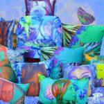 vibrant fabrics
